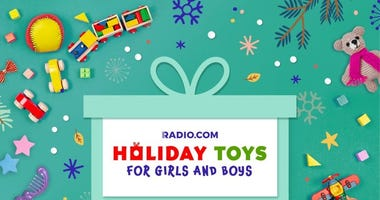 RADIO.COM's Holiday Toys for Girls and Boys
