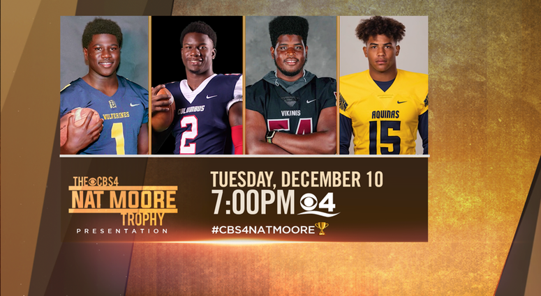 Nat Moore Trophy