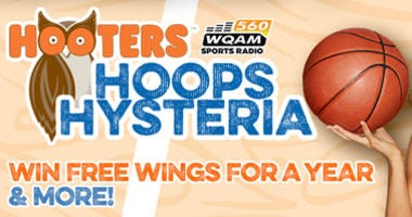 Hooters Hoops Hysteria