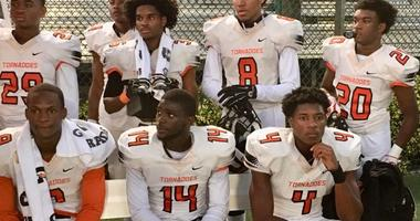 Booker T. Washington & Cardinal Gibbons Have A Huge Game