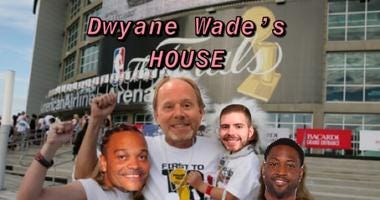 Hoch and Crowder Show: Rename the stadium 'Dwyane Wade's House'!