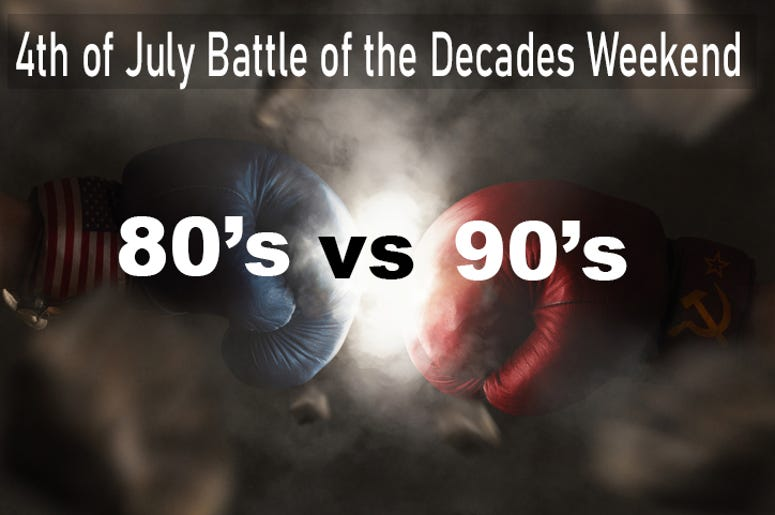 Battle of the Decades Weekend