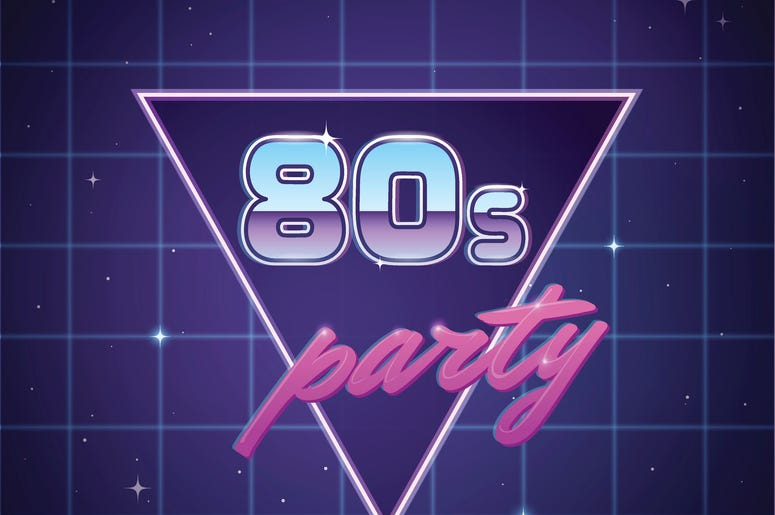 All About The 80's Weekend