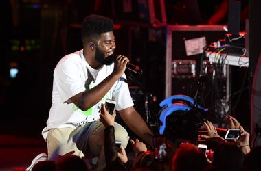 Khalid Performs at We Can Survive