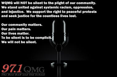 WQMG Speaks On The Protests