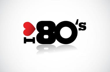 ALL 80's ALL WEEKEND!