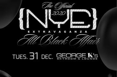 OFFICIAL QMG NYE EXTRAVAGANZA