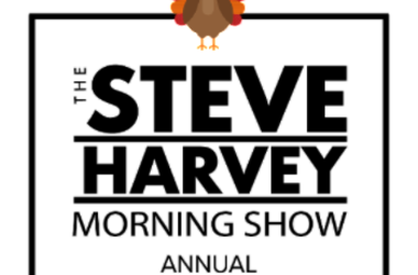 Steve Harvey Annual Turkey Give