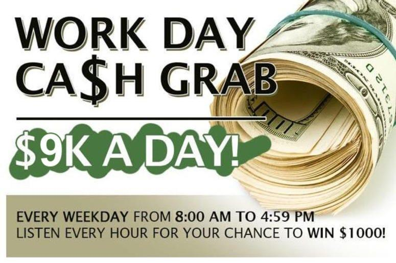 Workday Cash Grab