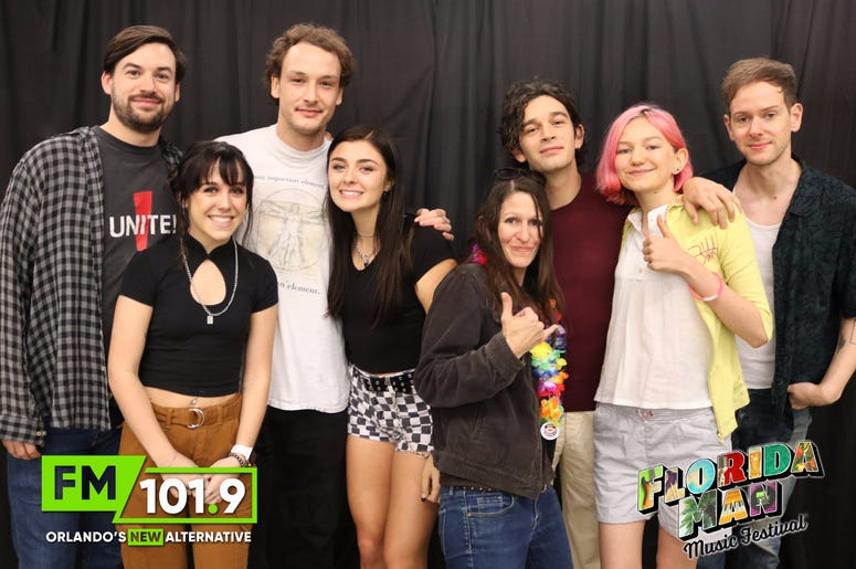 The 1975 Florida Man Music Festival Meet & Greet1