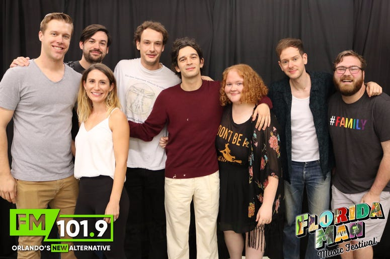 The 1975 Florida Man Music Festival Meet & Greet5