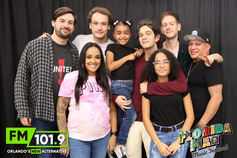 The 1975 Florida Man Music Festival Meet & Greet7