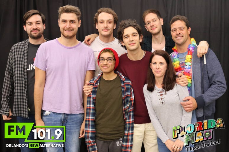 The 1975 Florida Man Music Festival Meet & Greet8