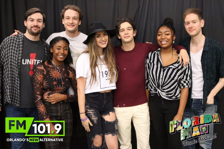 The 1975 Florida Man Music Festival Meet & Greet10