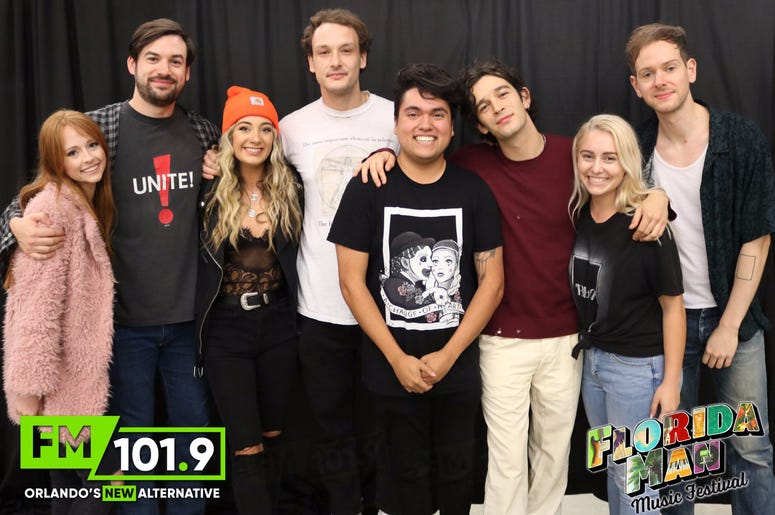 The 1975 Florida Man Music Festival Meet & Greet11