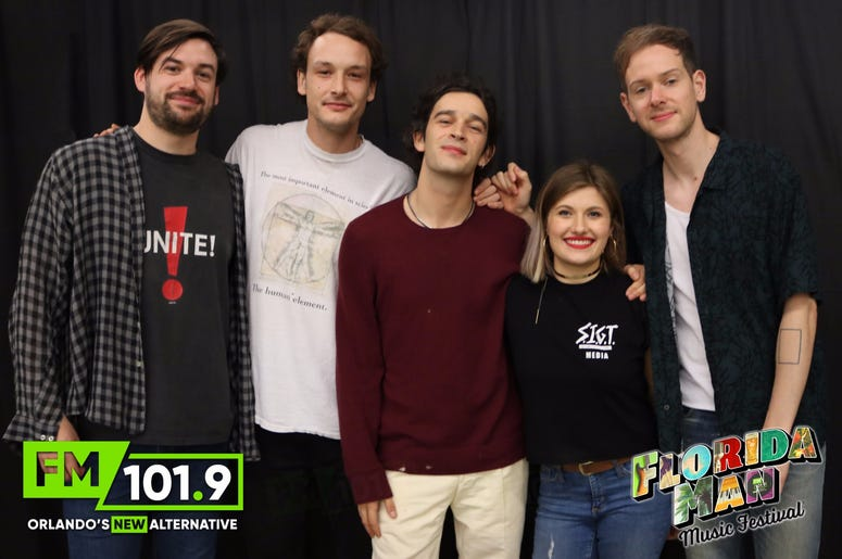 The 1975 Florida Man Music Festival Meet & Greet13