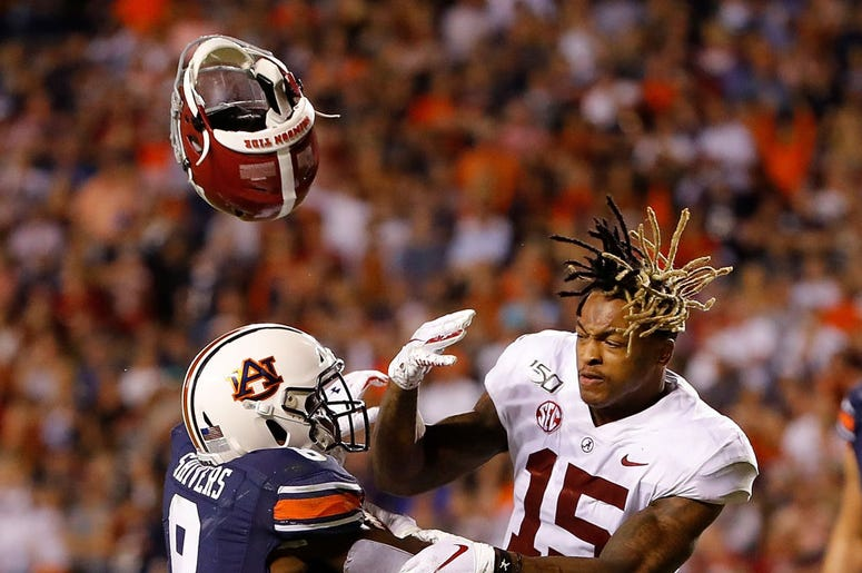alabama auburn football