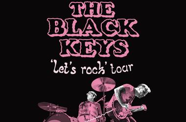 black keys lets rock tour