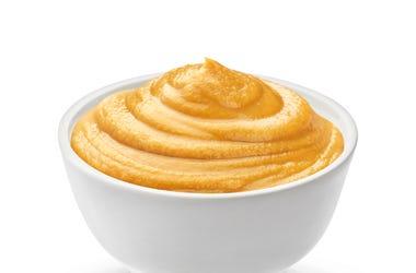 bowl of mustard