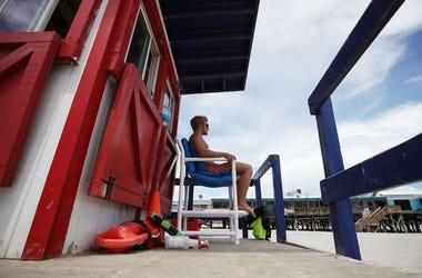 Cocoa Beach Lifeguard