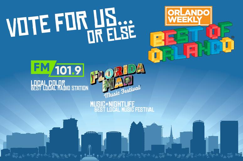 Best Of Orlando 2020
