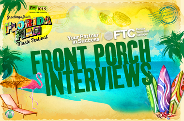 front porch interviews