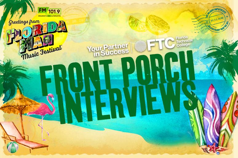 front porch interviews