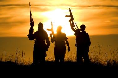 3 Terrorists
