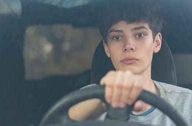Teen Driving Alone