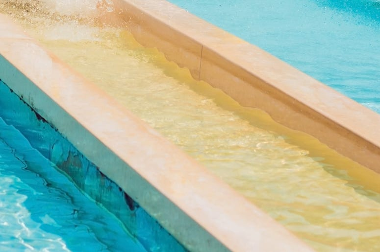 Water Slide Splash