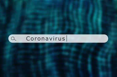 Coronavirus Header Graphic