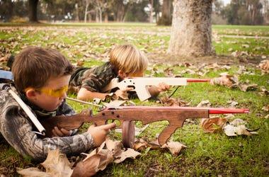 Boys Toy Guns
