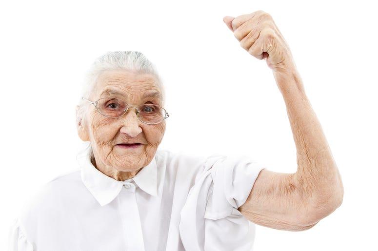 Strong Senior