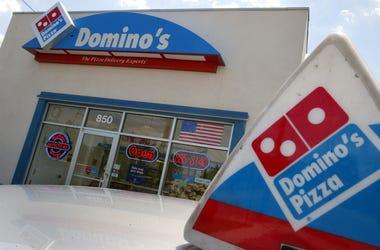 Domino's Pizza Location