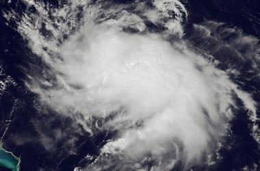 Tropical Storm Bertha