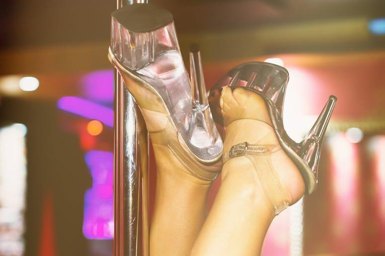 Strip Club Legs