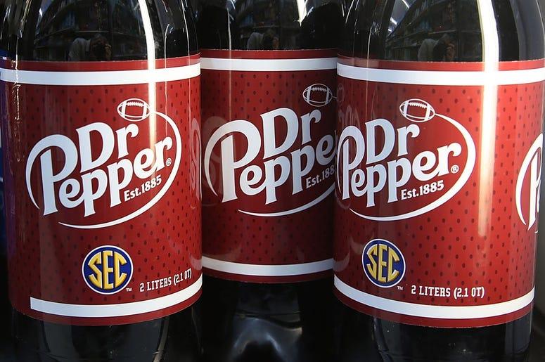 Dr. Pepper 2 Liters