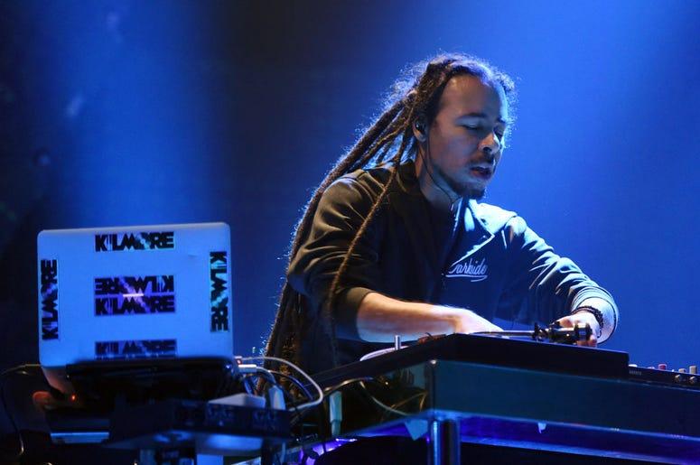 DJ Kilmore Incubus