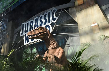 Jurassic World Raptor