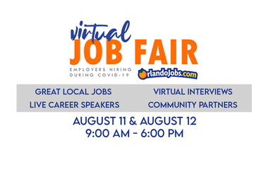 OrlandoJobs.com Virtual Job Fair