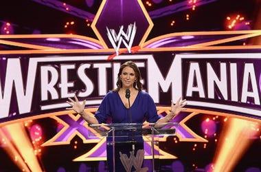 Stephanie McMahon Wrestlemania