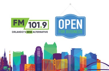 FM 1019 Open For Business