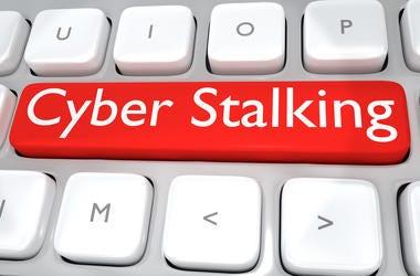 Cyber Stalking Keyboard