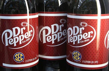 Dr. Pepper 2 Liters
