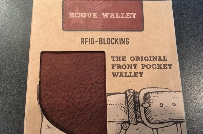 Try it Tuesday: Front Pocket Wallet