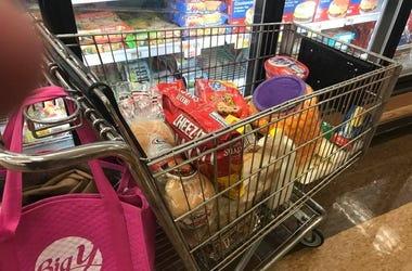 Big Y Shopping Cart