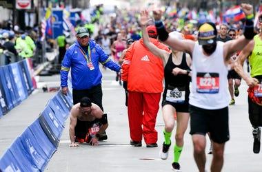 Boston Marathon, veteran