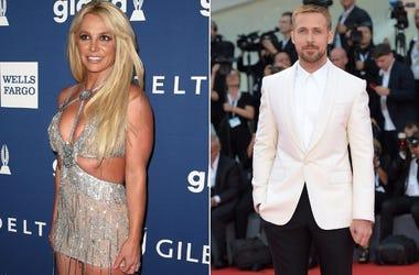 Britney Spears And Ryan Gosling