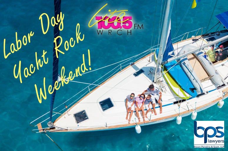 WRCH Yacht Rock Weekend