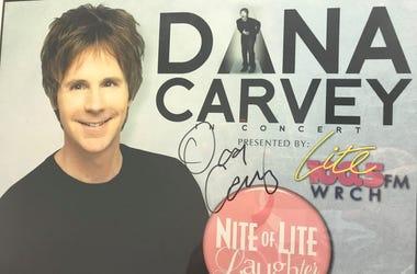 Dana Carvey Nite of Lite Laughter